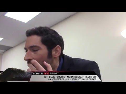 Lucifer TV Series: Tom Ellis Interview