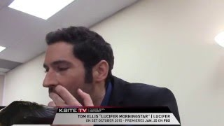 Video Lucifer TV Series: Tom Ellis Interview download MP3, 3GP, MP4, WEBM, AVI, FLV Juli 2017