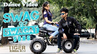 Baixar Swag Se Swagat Dance Video | Tiger Zinda Hai | Dance Cover | Ajay Poptron and Preeti | Dehradun