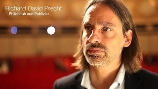 Richard David Precht im Gespräch - Die Zukunft der Arbeit - Kulturfragen Mai 2017