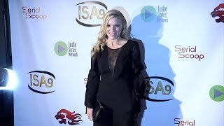 Alicia Leigh Willis 9th Annual Indie Series Awards Red Carpet