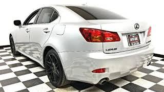 2008 Lexus IS 250  Used Cars - Addison,TX - 2018-04-20