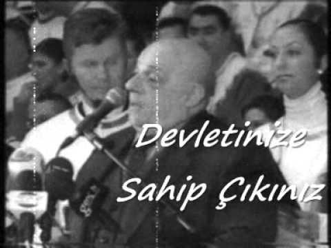 Rauf Raif Denktaş.wmv