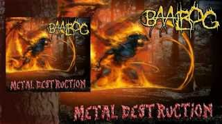 Baalrog - Metal Destruction - Instrumental Full EP