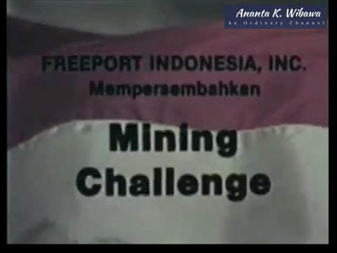 Film Dokumenter Profil Perusahaan Freeport Indonesia, 1981