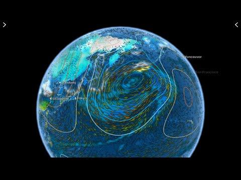 Alberta 2.1 Earthquake/Cold Temps to Florida/5 Day Forecast/Earthquake Update 3/1/2018
