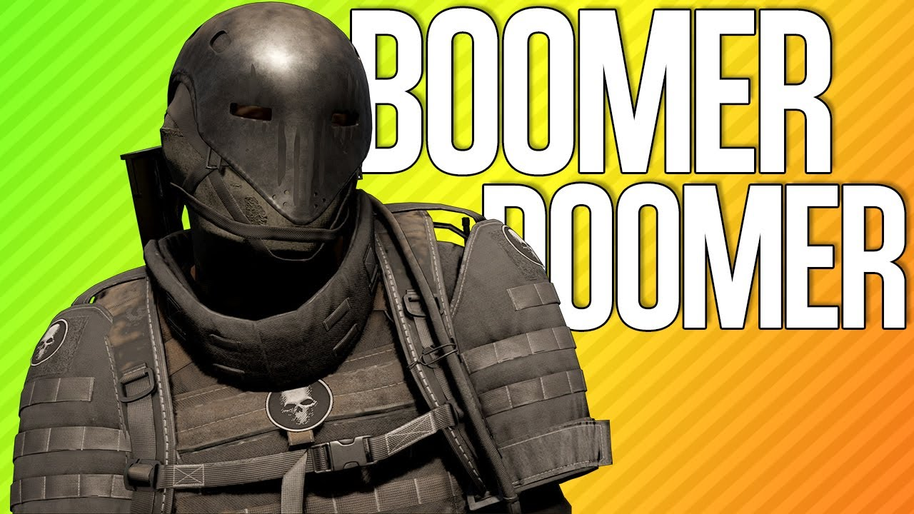 BOOMER DOOMER | Ghost Recon Breakpoint thumbnail