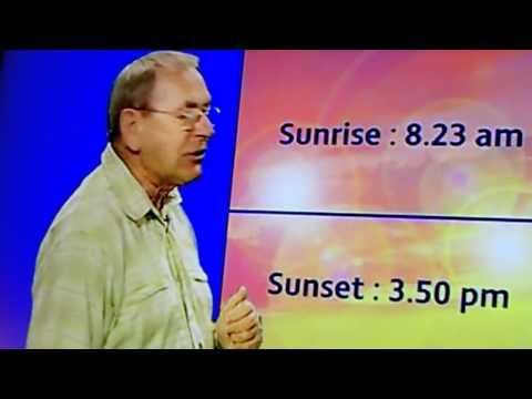 CLIP0002    Granada Weather with  Fred  Talbot