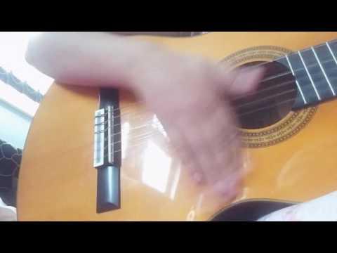 Turkish Dance guitar piece