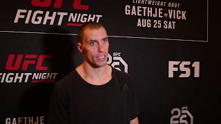 "UFC Lincoln: James Vick Calls Justin Gaethje ""Delusional"" for Underestimating Him"
