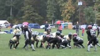 9-26 Dulles South Eagles Ank1 vs Gainesville Grizzlies Part 1