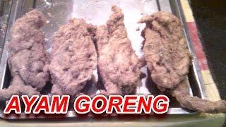 AYAM GORENG-MALAYSIAN STREET FOOD