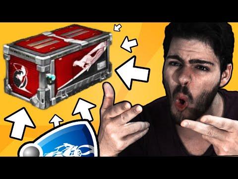 COME NON APRIRE 13 CASSE FEROCIA SU ROCKET LEAGUE! - Rocket League Crate Opening ITA thumbnail