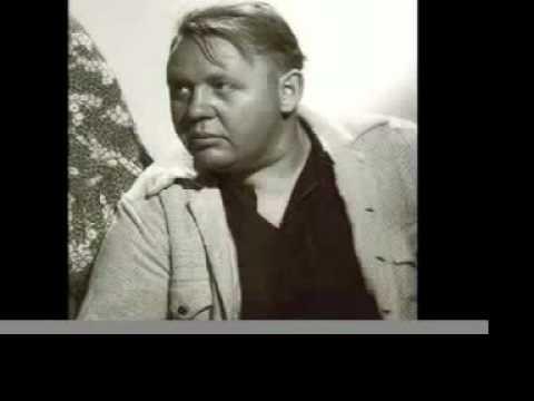 "Charles Laughton Orson Welles ""Julius Caesar"" Shakespeare Live radio Scene Cleaned"