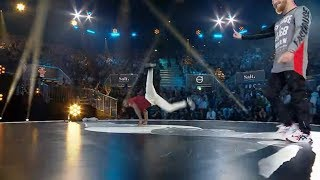 Kid Colombia Battle Compilation | Red Bull BC One World Final 2018