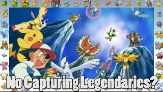 Pokemon Theory: Why Legendary Pokemon Aren't Captured In The Anime And Movies?