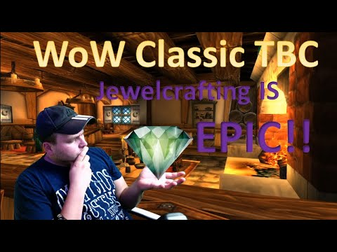 WoW Classic TBC – Jewelcrafting Profession – Roll the dice and get that gold!