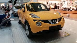 2017 Nissan Juke 1.6 CVT (Short Take Review)