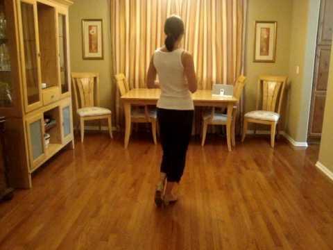 San Antonio Stroll - Line Dance by Jo Thompson Szymanski