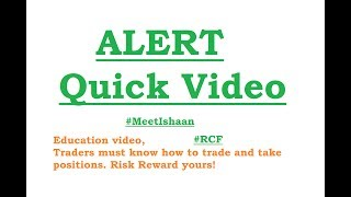 Quick Video for education purpose | Traders and Investors | Case Study Stock market | News Based