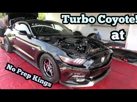 Turbo 2019 Coyote at No Prep Kings Small Tire Class!