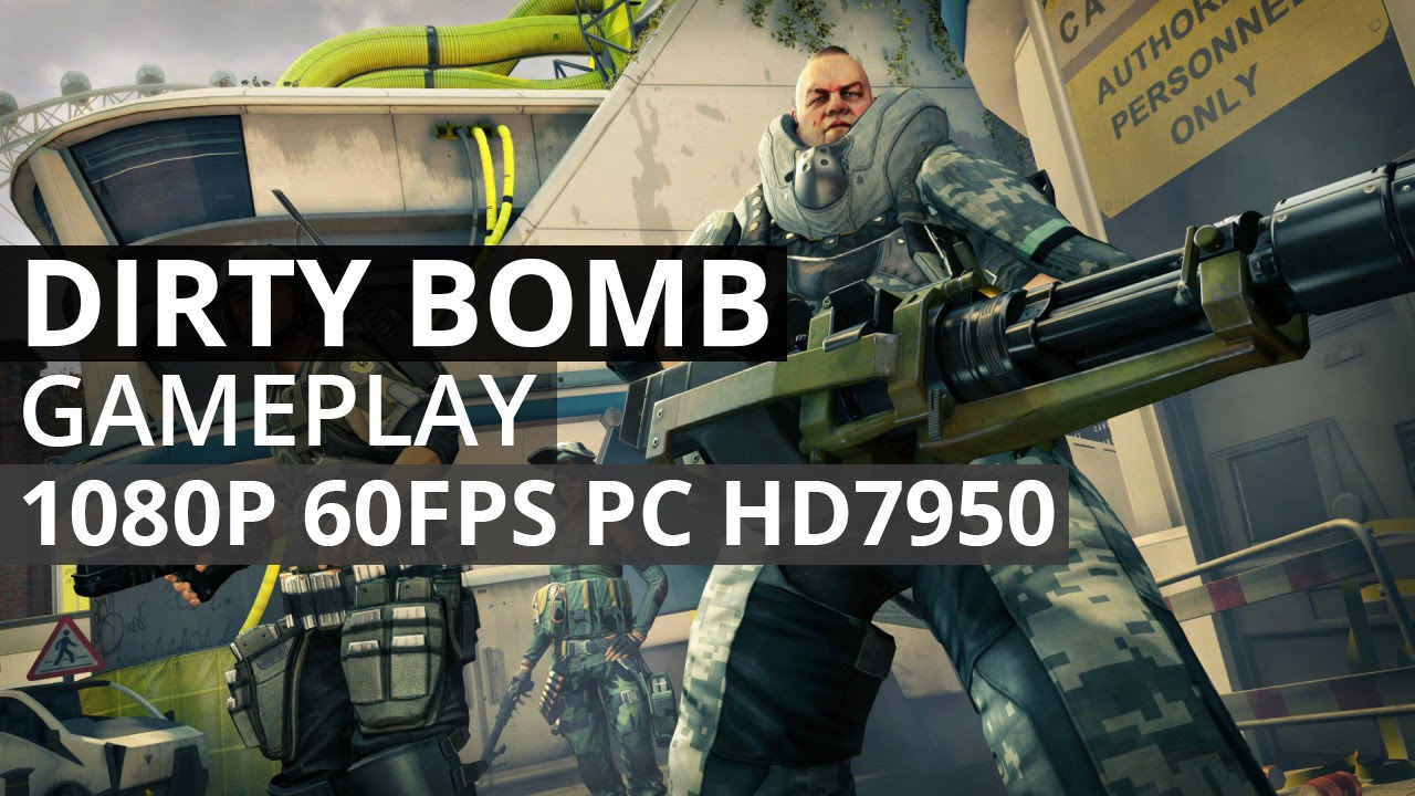 Dirty Bomb partij matchmaking