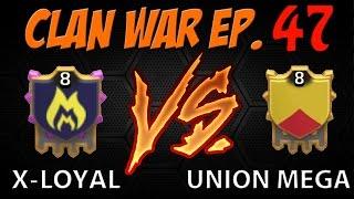 DIVERSITY OF 3 STAR ATTACKS | Clan War Recap 47 | Clash of Clans