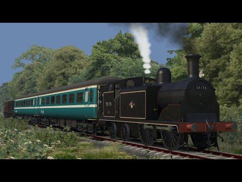 Train Simulator 2020 - Caledonian Railway 439 class (First Look) |