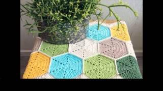 Easy Crochet Crochet Tablecloth Project