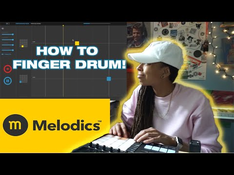 learn-how-to-finger-drum-with-melodics-  -melodics-review