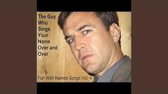 The Jonathan Song