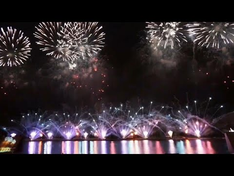 France 24:Watch: Russia takes first place at International Fireworks Festival