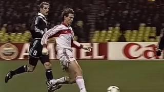 СПАРТАК - Бордо (Бордо, Франция) 1:2, Лига Чемпионов - 1999-2000, Первый групповой этап.