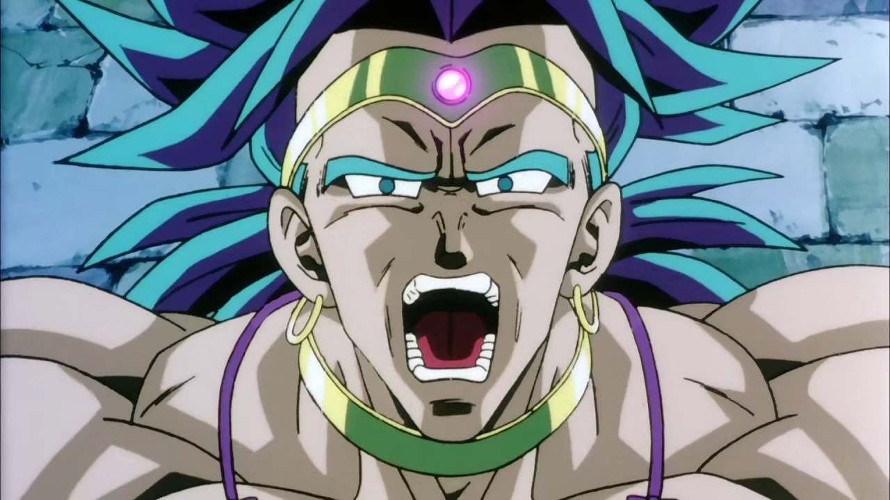 Dragon Ball Z: Broly The Legendary Super Saiyan in Movie