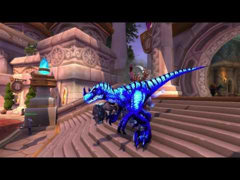 NEW Hidden Pet - Gon - BLUE RAPTOR! Taming Guide