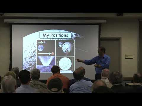 Doug Plata - The Moon: A Stepping Stone to Mars? - 20th Annual International Mars Society Convention