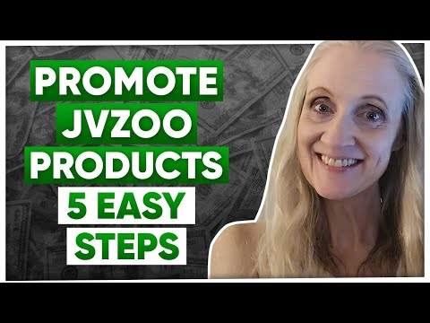 How To Promote JVZoo Products - 5 Steps