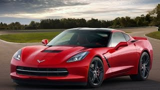 Тест-драйв Chevrolet Corvette Stingray C7 Auto news 2014