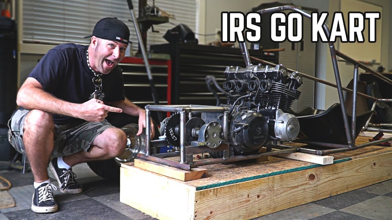 Building the IRS Center Section | Cross Kart Build Pt  7