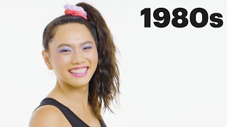 100 Years of Ponytails | Allure