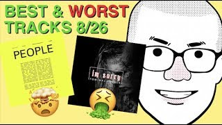 Weekly Track Roundup: 8/26 (The 1975: WOW / Tom MacDonald: NOT GOOD)