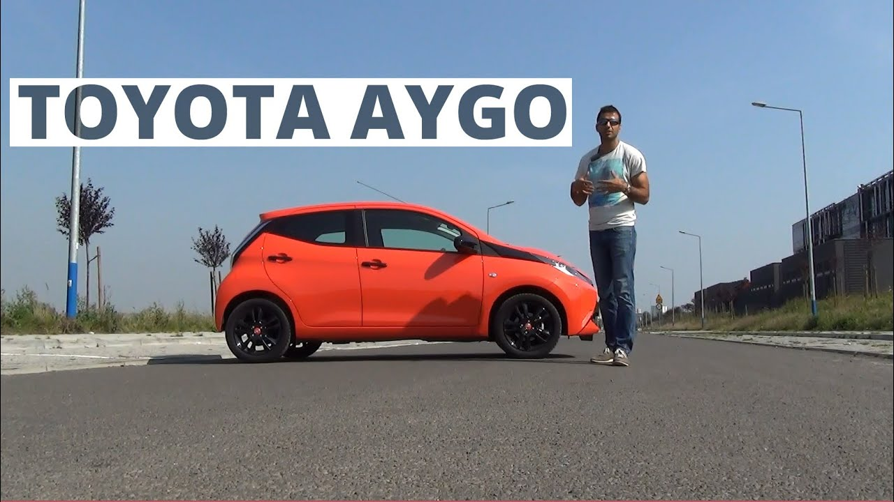 toyota aygo 1 0 vvt i 69 km 2014 test 122 viyoutube. Black Bedroom Furniture Sets. Home Design Ideas