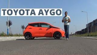Toyota Aygo 1.0 VVT-i 69 KM, 2014 - test AutoCentrum.pl #122