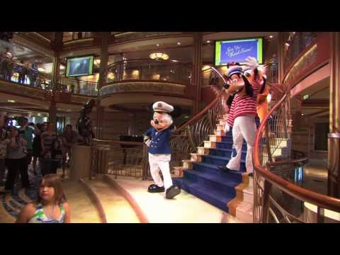 Disney Dream Visits Castaway Cay for Fun in the Sun During Ship's Maiden Voyage | Disney Cruise Line