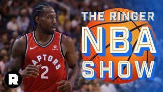 The Deep, Dominant Raptors Keep Rolling Along | The Mismatch | The Ringer NBA Show (Ep. 333)