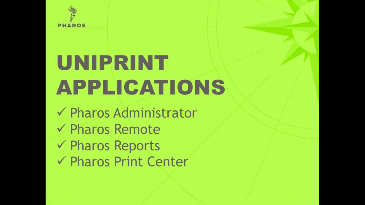Pharos uniprint new administrator training webinar youtube pharos uniprint new administrator training webinar malvernweather Image collections