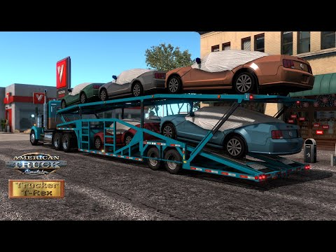 American Truck Simulator Video Number 298