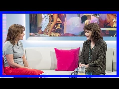 Grease star Stockard Channing, 73, shocks viewers with her 'unrecognisable' appearance on Lorraine..