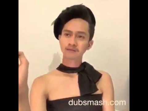 Dubsmash Syahrini dan Dedy Corbuzer Terlucu Indonesia