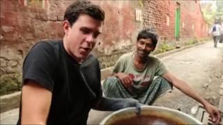 Am Ende des Ganges - Der ZDF auslandsjournal außendienst in Indien